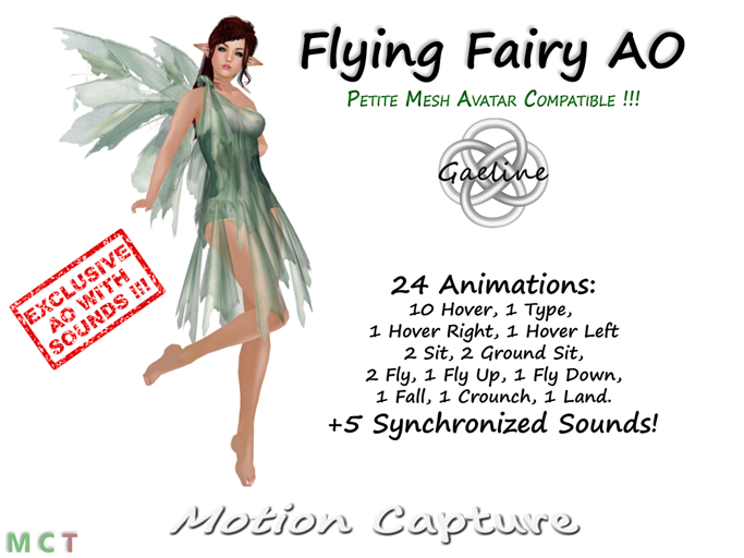 Flying Fairy AO