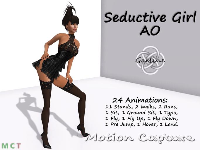 Seductive Girl AO