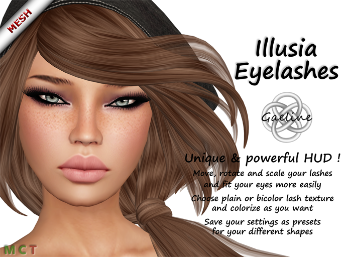 Mesh Lashes Illusia