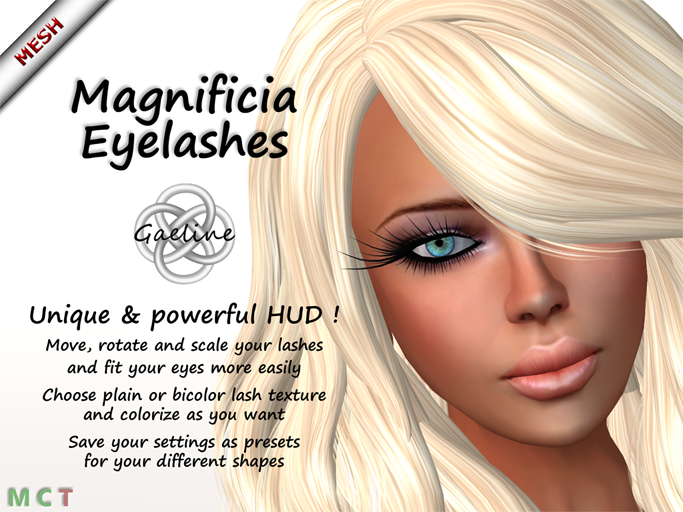 Mesh Lashes Magnificia