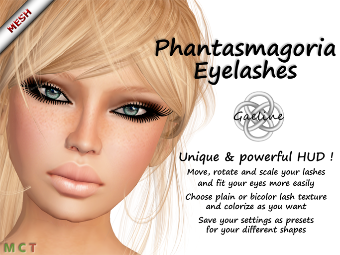 Mesh Lashes Phantasmagoria